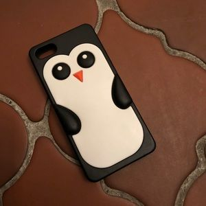 Penguin iPhone 5/SE Case